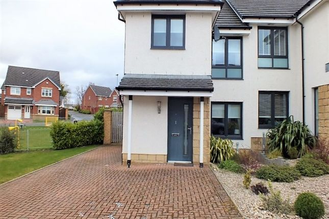 Thumbnail Semi-detached house to rent in Willowtree Way, Motherwell