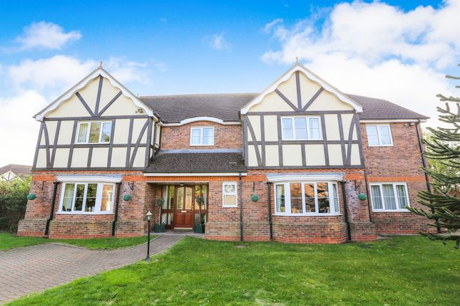 Thumbnail Detached house for sale in Coopers Close, Biddenham, Bedford