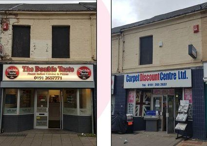 Thumbnail Retail premises for sale in Shields Road, Newcastle Upon Tyne