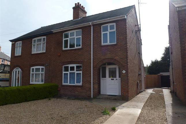 Thumbnail Semi-detached house to rent in Sefton Avenue, Wisbech