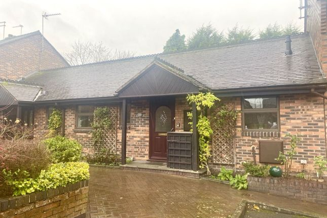 Thumbnail Bungalow for sale in Rectory Close, Nantwich