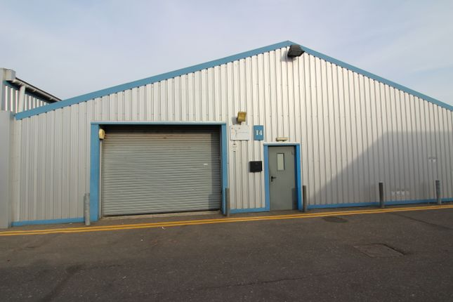 Thumbnail Warehouse to let in Harwood Road, Littlehampton
