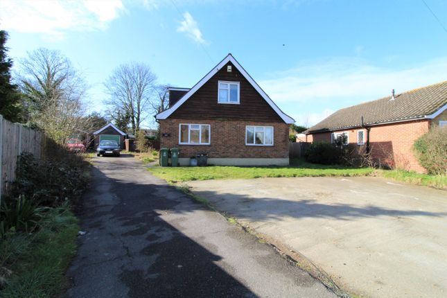 Thumbnail Detached bungalow for sale in Honeyden Road, Sidcup