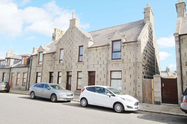 Thumbnail Maisonette for sale in 46A, Charlotte Street, Fraserburgh AB439Je