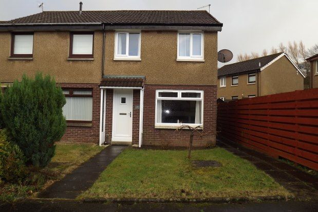 Thumbnail 3 bedroom end terrace house to rent in Glamis Gardens, Polmont