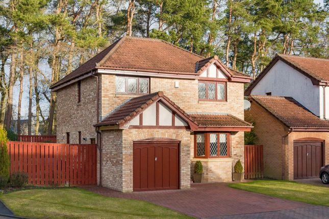 Thumbnail Detached house for sale in 25 Balmoral Gardens, Livingston