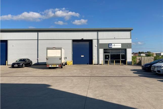 Thumbnail Industrial to let in Marrtree Business Park, Quest Park, Wheatley Hall Road, Doncaster, South Yorkshire