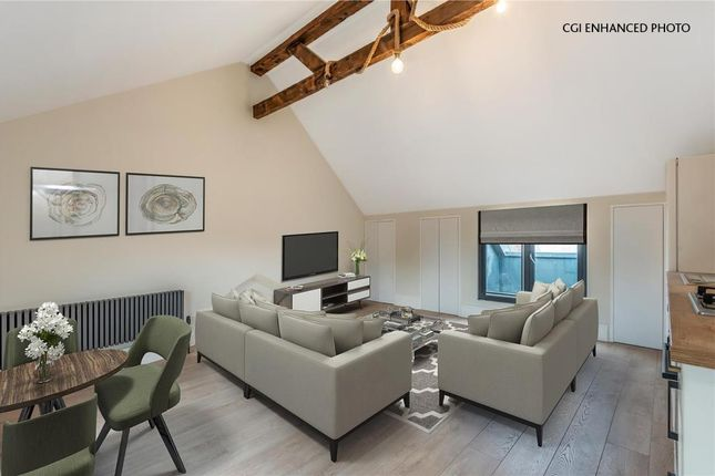 Living Area of Zion Hall, Chesham HP5