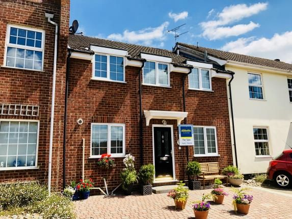 Thumbnail Terraced house for sale in Horning, Norwich, Norfolk