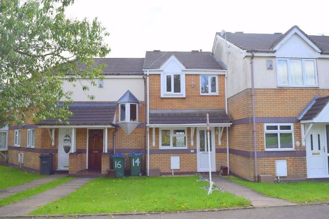 Thumbnail Terraced house to rent in Waterways Drive, Oldbury