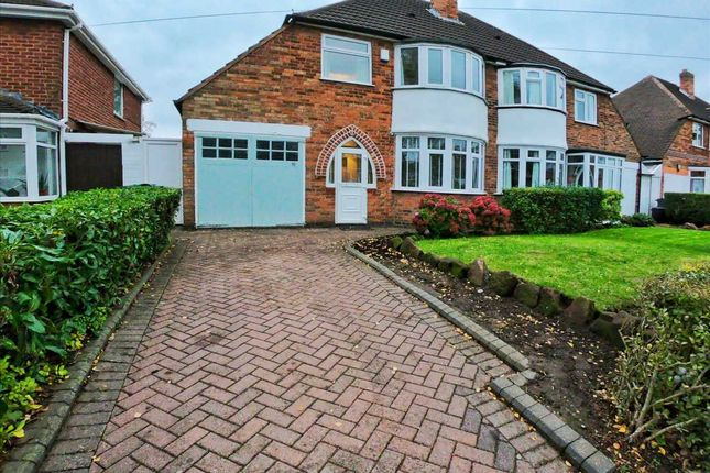Thumbnail Semi-detached house to rent in Windyridge Road, Sutton Coldfield