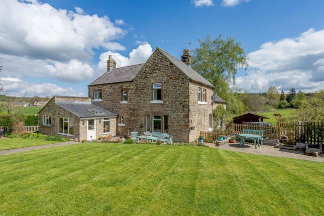 Thumbnail Equestrian property for sale in Thatchers Lane, Tansley, Matlock, Derbyshire