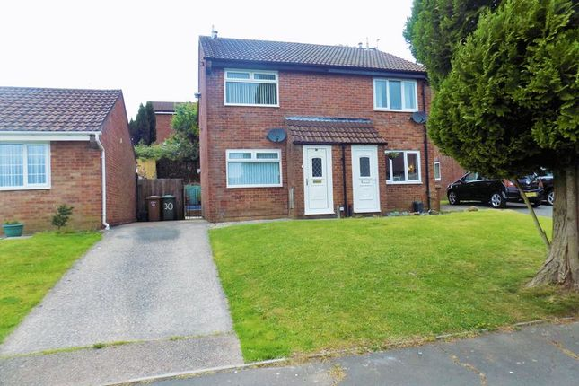 Thumbnail Semi-detached house to rent in Clos Cyncoed, Caerphilly