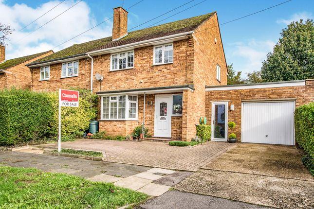 Thumbnail Semi-detached house for sale in Musk Hill, Hemel Hempstead