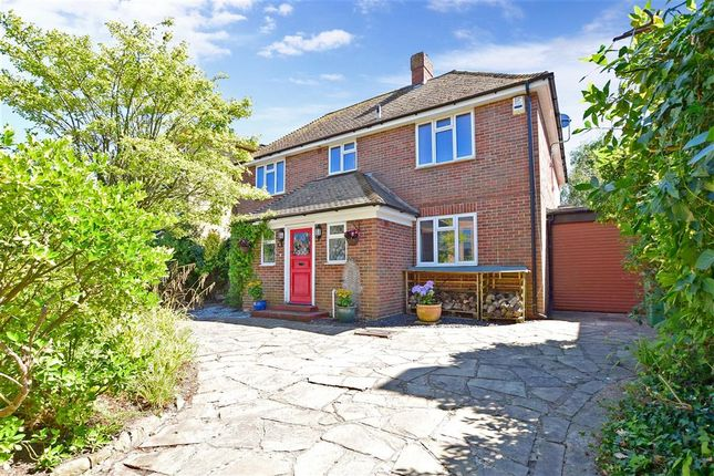 Thumbnail Detached house for sale in Shorncliffe Road, Folkestone, Kent
