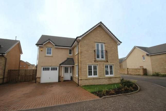 Thumbnail Detached house for sale in Cambridge Crescent, Airdrie, North Lanarkshire
