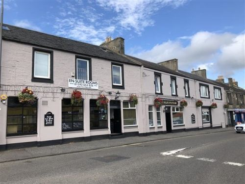 Thumbnail Flat for sale in Kirkcaldy, Fife
