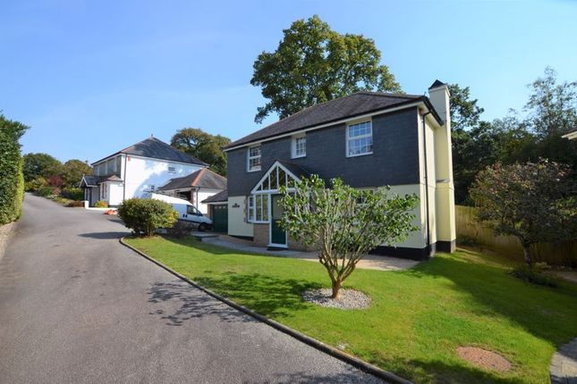 4 bed property for sale in Grenville Meadows, Lostwithiel PL22