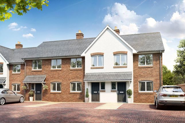 Thumbnail End terrace house for sale in Christine Way, Powick, Worcester, Worcestershire