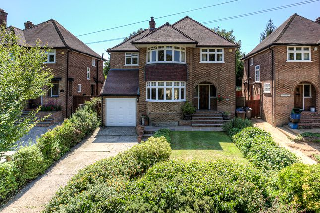 Thumbnail Detached house for sale in Cricketfield Lane, Bishop's Stortford