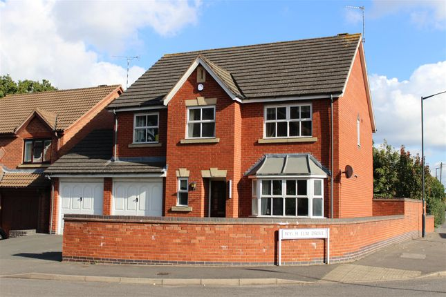 Thumbnail Detached house to rent in Wych Elm Drive, Leamington Spa