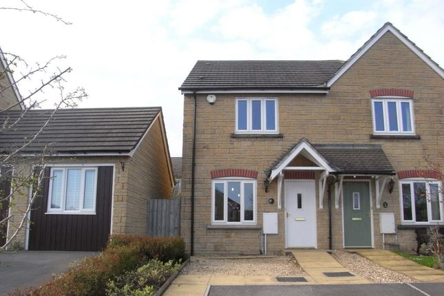 Thumbnail Semi-detached house to rent in Horn Hill View, Beaminster, Dorset