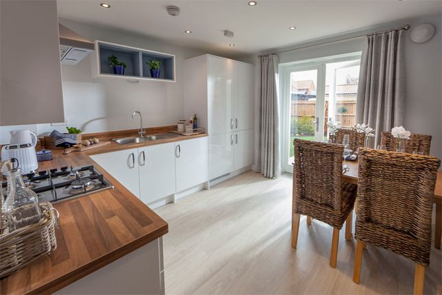 Thumbnail Terraced house for sale in Buzzard Way, Holt