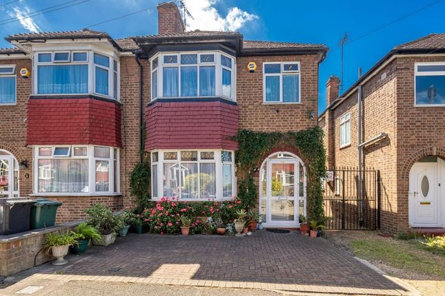 3 bed semi-detached house for sale in Trevose Road, Walthamstow, London