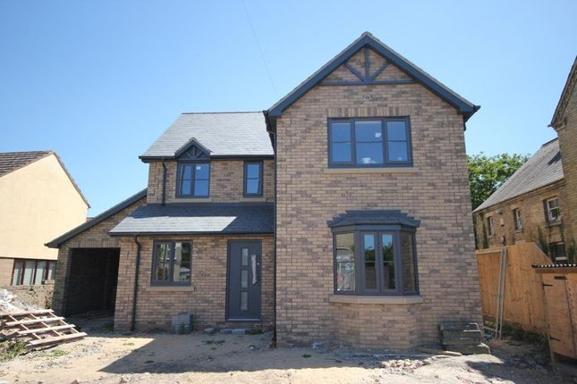 Thumbnail Detached house for sale in Hyde Park, Padnal, Littleport, Ely