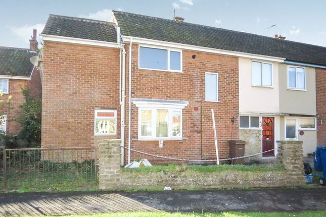 Thumbnail Semi-detached house for sale in Saffrondale, Anlaby, Hull