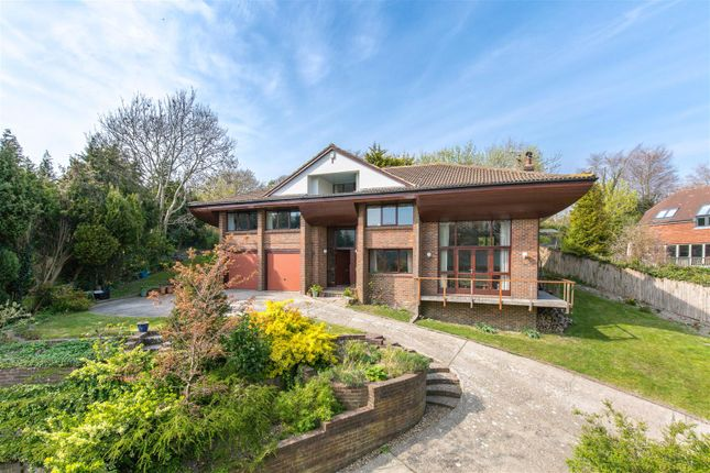 Thumbnail Detached house for sale in Church Lane, Kingston, Lewes