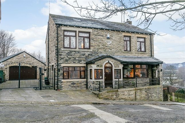 Thumbnail Detached house for sale in Stoney Hill, Brighouse, West Yorkshire