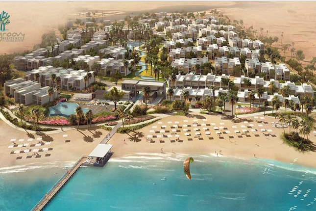 Thumbnail Apartment for sale in El Gouna, Qesm Hurghada, Red Sea Governorate, Egypt