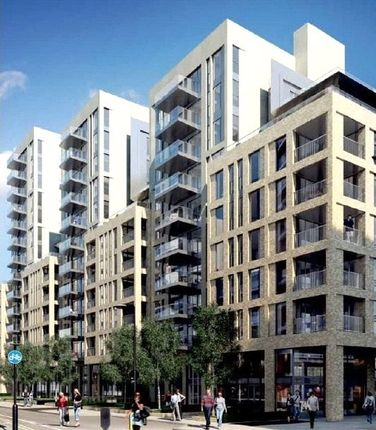 Thumbnail Flat for sale in Paddington Exchange, London
