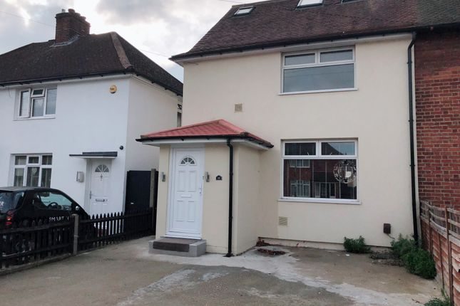 Thumbnail Semi-detached house to rent in Douglas Road, Kingston Upon Thames