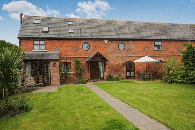 Thumbnail Detached house for sale in Walnut Tree Lane, Bradwall, Sandbach, Cheshire