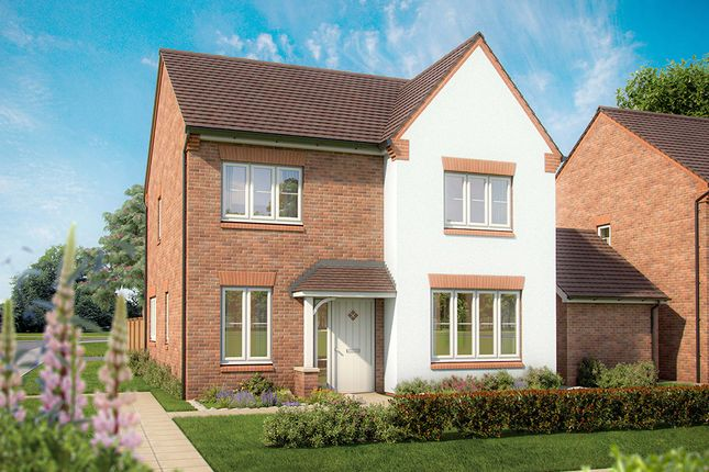 """Thumbnail Detached house for sale in """"The Aspen """" at Canon Ward Way, Haslington, Crewe"""