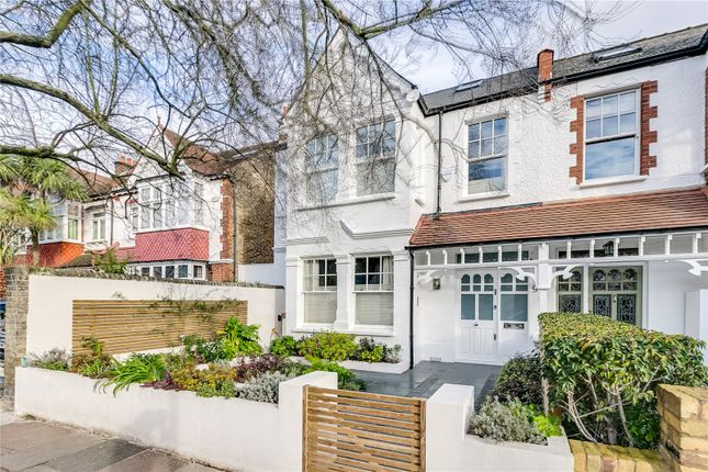 Thumbnail Semi-detached house for sale in Nassau Road, Barnes, London