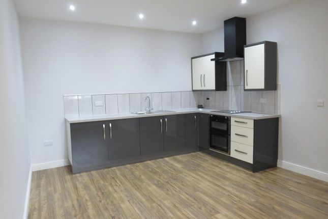 Thumbnail Flat to rent in Ashbourne Road, Rocester, Uttoxeter