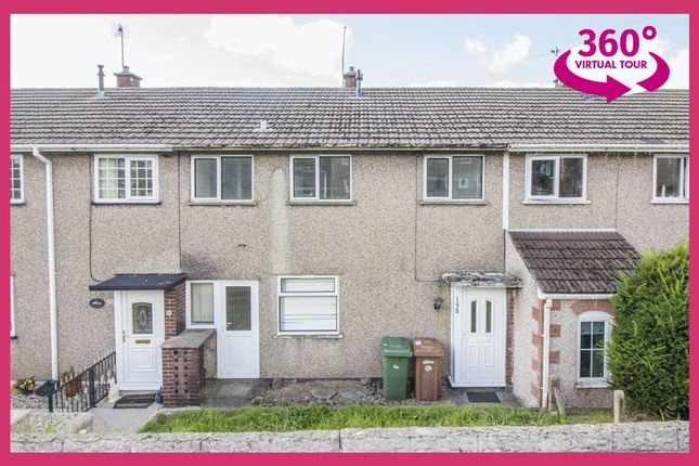 Thumbnail Terraced house for sale in Elm Drive, Risca, Newport