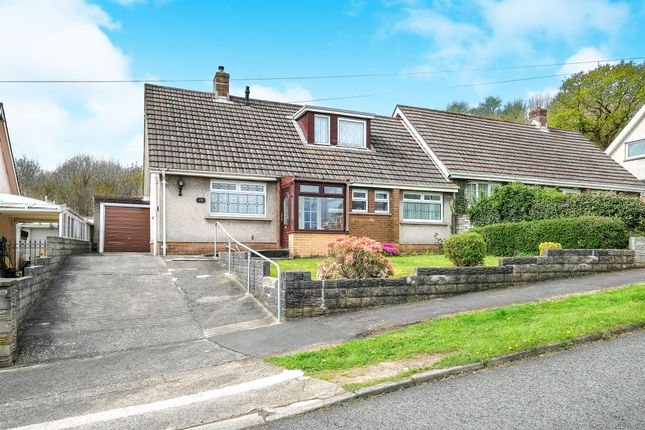 3 bed semi-detached bungalow for sale in Garth View, Ynysforgan, Swansea