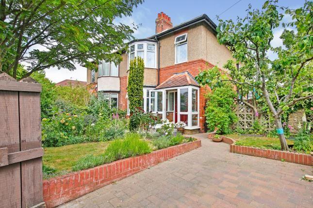 Thumbnail Semi-detached house for sale in Pierremont Crescent, Darlington