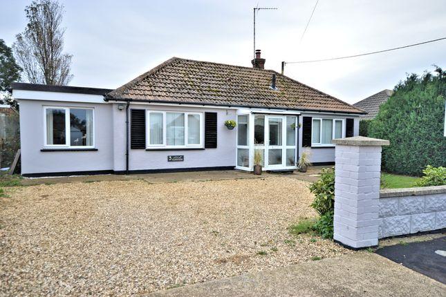 Thumbnail Detached bungalow for sale in Peddars Drive, Hunstanton