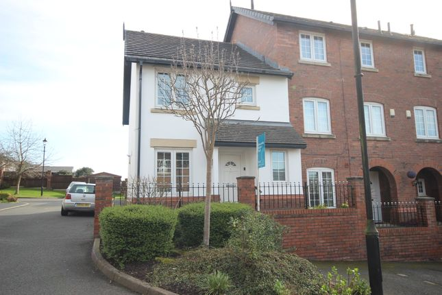 Thumbnail Mews house to rent in Oliver Fold Close, Worsley, Manchester