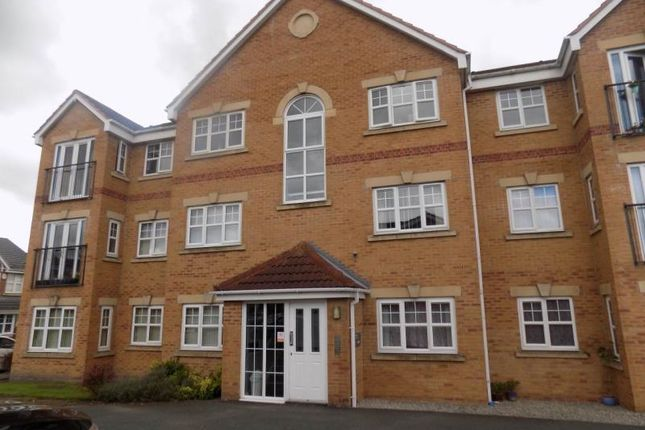 Thumbnail Flat to rent in Longacre, Hindley Green, Wigan