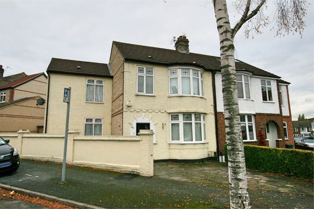 Thumbnail Semi-detached house for sale in Abbotts Crescent, Chingford, London