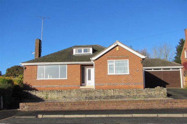 Thumbnail Detached bungalow for sale in Haddon Drive, Little Eaton, Derby