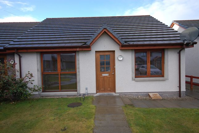Thumbnail Semi-detached bungalow to rent in Culduthel Avenue, Inverness