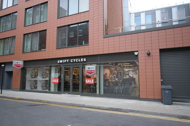 Thumbnail Retail premises to let in Strype Street, London