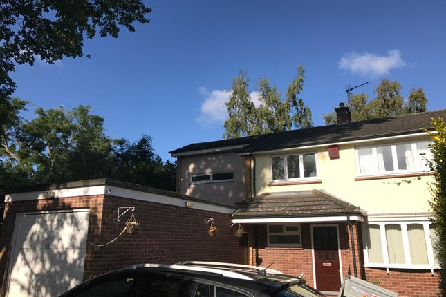 Thumbnail Detached house to rent in Commons Road, Wokingham